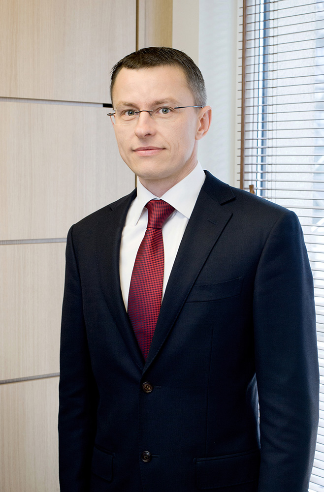 RENALDAS BALIŪTIS advokatas, partneris